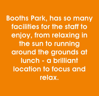 booths park quote