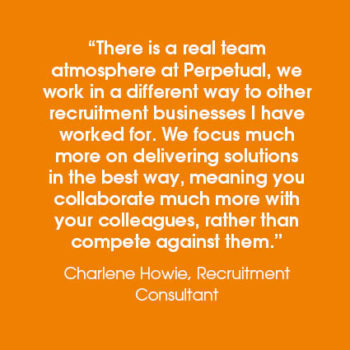 Charlene howie quote