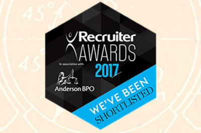 recruiter awards 2017