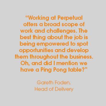 Gareth Foden Quote